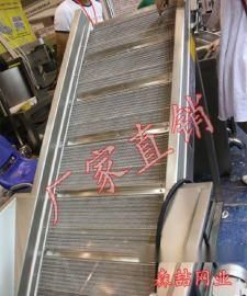 不锈钢网带厂家 耐高温网带 防腐蚀网带 高温杀菌机输送带 耐磨输送带