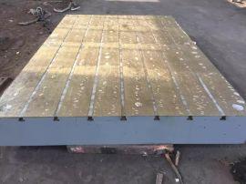 宿造划线平板 刮研3级划线平板 T型槽划线平板 **品质