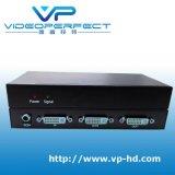 深圳唯普菲特DVI分配器;一进二出;厂家直销