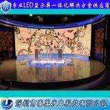 深圳泰美直銷展會480*480mm高刷新高清室內P2.5全綵led租賃大螢幕