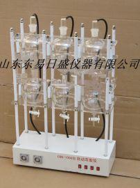 山东CQQ1000×3超声波甲醛萃取仪 射流全自动石油萃取仪