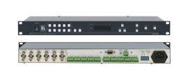 5x5 复合视频和立体声音频矩阵切换器