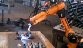 提供焊接机器人、自动化集成方案