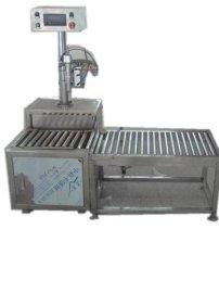 化工液体专用称重式灌装机