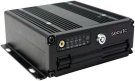 4路3G车载SD卡式车载录像机