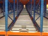供應倉庫出口產品重力式滾筒貨架