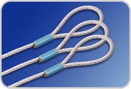 钢丝绳** 光面 **钢丝绳索具 各种规格