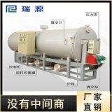 【瑞源】厂家直销600*600真空煅烧炉 真空清洗化纤组件 无烟处理