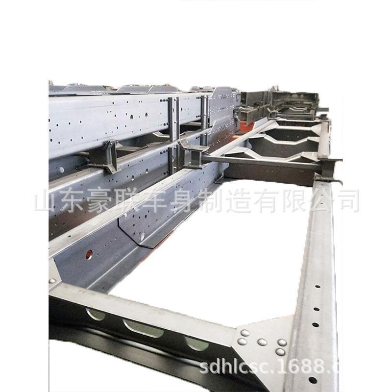 重汽 豪运 铸造横梁 纵梁 车架横梁 背靠背梁 图片 价格 厂家