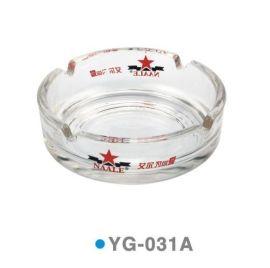 广告玻璃烟灰缸