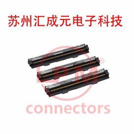 苏州汇成元电子供应HRS DF80D-40P-0.5SD(51) 连接器