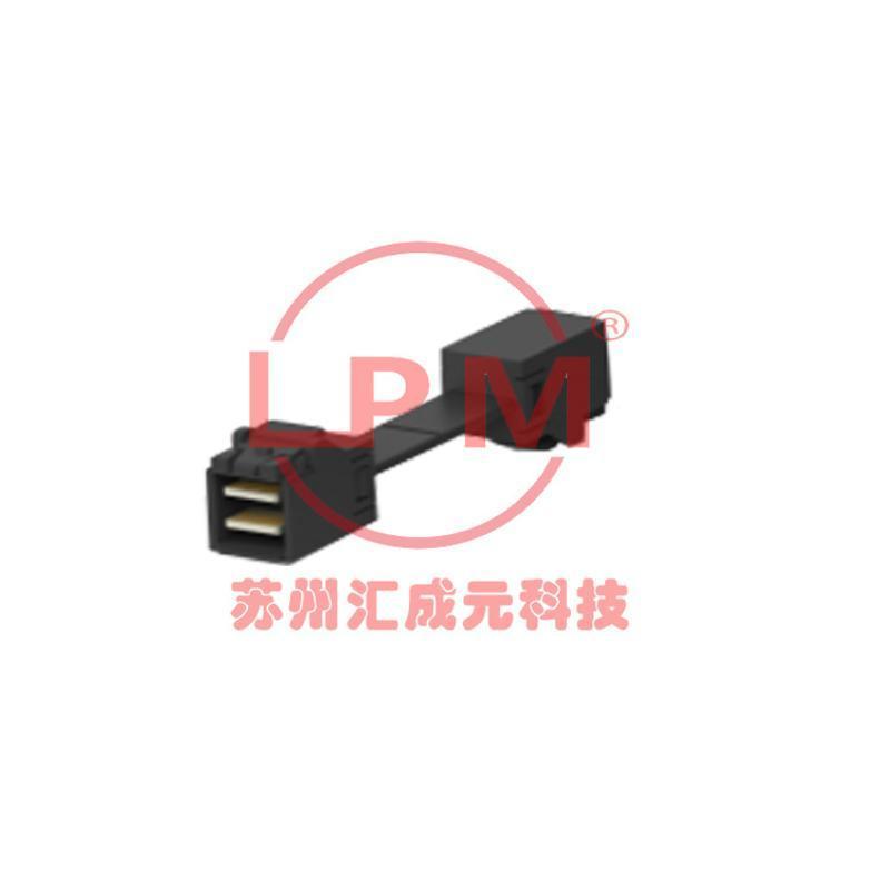 蘇州匯成元電子供應TE2820332-4MINISASHIGH DENSITY替代線纜組件