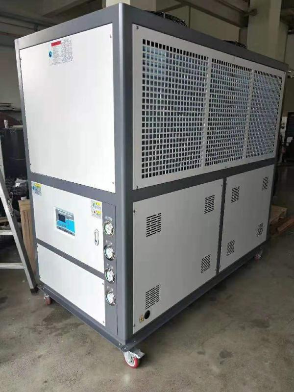餘姚建築模板冷水機25P非標電壓廠家定製