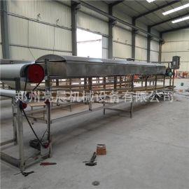 供应 全自动商用蒸汽式数控凉皮机 仿手工圆形米皮机 多用河粉机