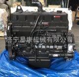 康明斯QSM11發動機配旋挖鑽成套安裝