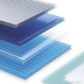 8毫米透明阳光板温室专用PC板