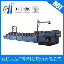 东航DH10420机组式窄幅柔印机 金属箔柔版印刷机