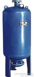 钰祥立式隔膜式气压罐