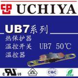 UCHIYA熱保護器 UB7 系列 【浩倫電子】