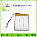 POEAE 104554 3000mAh 3.7V 聚合物锂电池可定制