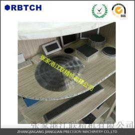 供应全铝合金橱柜铝材 合金橱柜铝材 蜂窝板全铝门 一站式