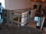 楼道升降平台 电动斜挂式轮椅电梯启运洛阳市唐山
