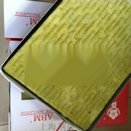 80K保温岩棉板  石材幕墙用樱花岩棉板