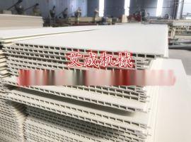 张家港PVC护墙板生产机器, 竹木纤维护墙板设备