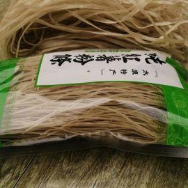 河南太康县纯红薯粉条 手工粉条火锅宽粉酸辣粉丝粉皮