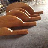 廊坊 异型铝方通装饰 木纹弧型铝方管价格