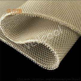 3d网布厂家 三明治面料 透气网布