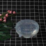 六件套厨房保鲜盖 透明硅胶拉伸碗盖