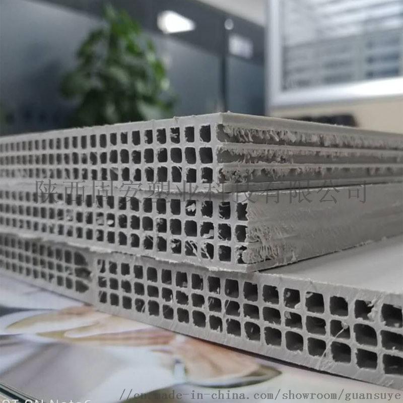 蘭州中空塑料模板 pp中空塑料模板
