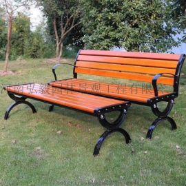河南户外休闲园林公园座椅 户外长凳