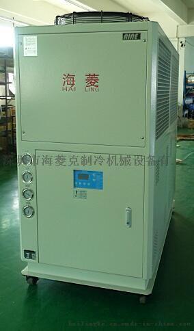 电镀行业专用冷水机(HL-10A)