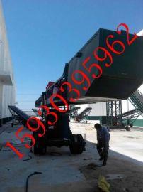 移动式转向粮食输送机