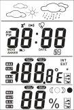 XHWC带温度、温度万年历IC及方案开发时钟IC方案