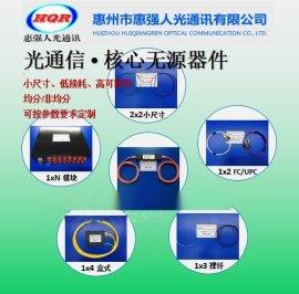 光通信无源器件(Fiber coupler)生产基地