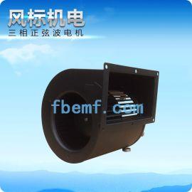 直流无刷φ140双进风鼓风机外转子用于新风系统