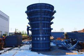 宁波桥梁模板墩柱钢模板定型钢模板