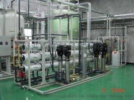 蓝博湾LBOW-10-RH 上海松江去离子设备,富莱克FLECK双阀双罐软化水设备