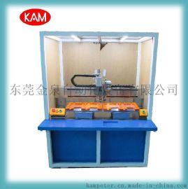 KAM-02104 双Y轴全自动鸡眼机 发热丝铆钉机 电子产品铆接