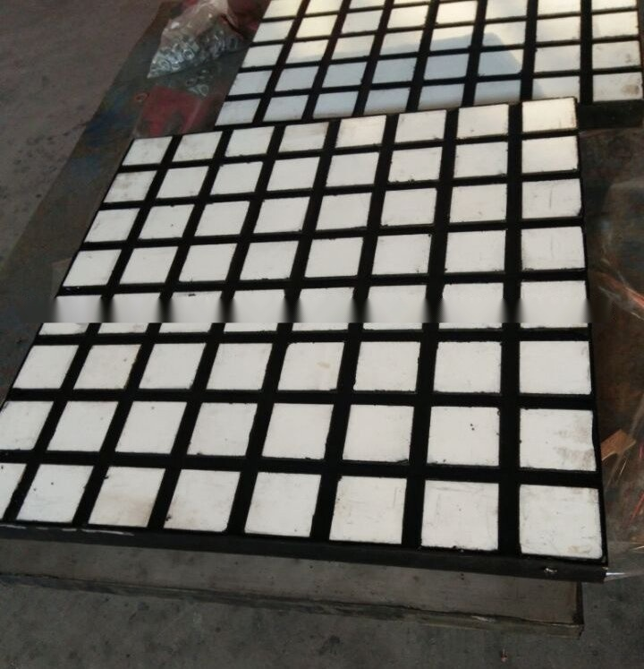 陶瓷橡胶复合衬板生产厂家