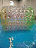 TPU水上滚筒球/儿童水上球步行球/充气水上乐园