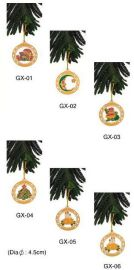 圣诞树吊饰 (GX-02)