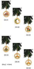 聖誕樹吊飾 (GX-02)