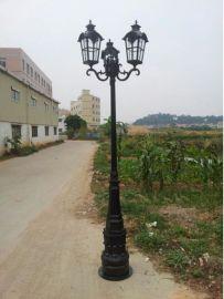 四川庭院燈廠家直銷小區公園庭院燈安裝報價