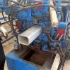 山东供应144*108型矩形落水管/彩钢雨水管项目实例 0.3mm--0.6mm厚 宝钢白灰落水管 宝钢深灰落水管