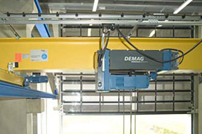 DEMAG/德马格进口2T钢丝绳电动葫芦