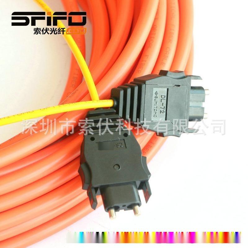 DL-72光纖接頭 三菱PLC通信電纜